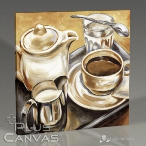 Pluscanvas - Coffee Time Tablo