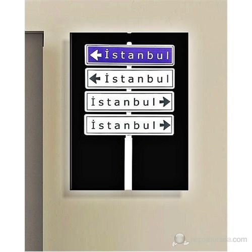 İstanbul İstanbul Kanvas Tablo