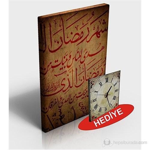 Islam Vı Kanvas Tablo