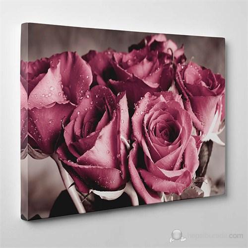 Tabloshop - Roses Canvas Tablo - 75X50cm