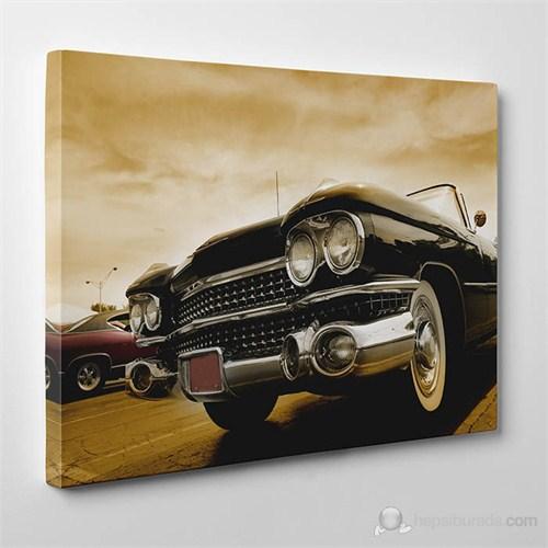Tabloshop - Amerikan Rüyası Canvas Tablo - 75X50cm