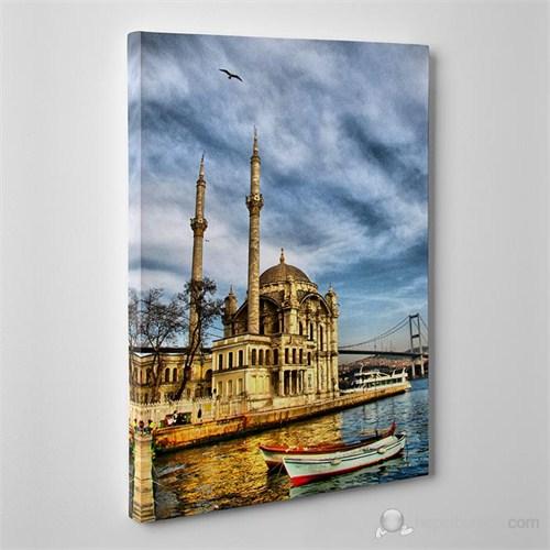 Tabloshop - Istanbul Ortaköy Camii Canvas Tablo - 75X50cm