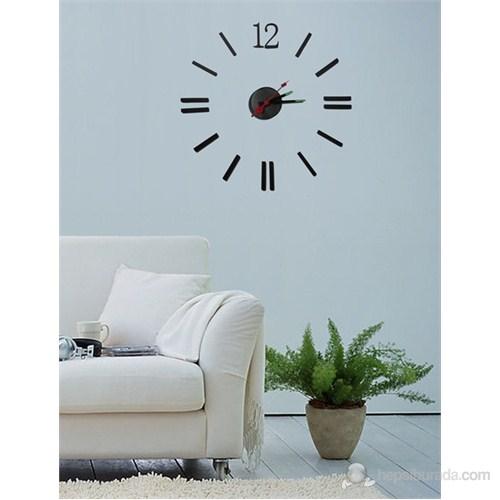 Karin Slikonlu Tasarım Saat-80Cmx80cm