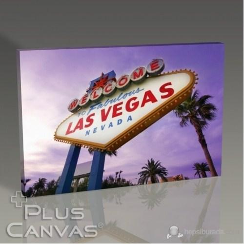 Pluscanvas - Las Vegas - Nevada Tablo