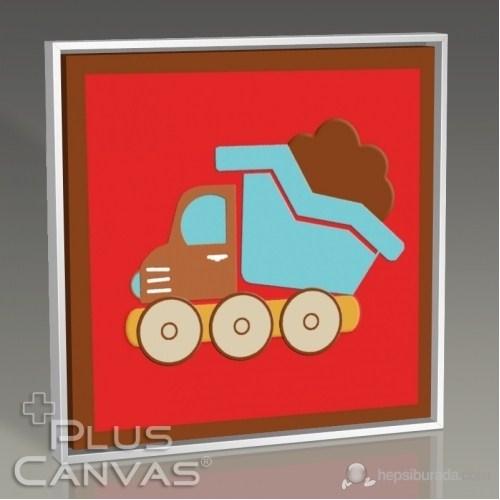 Pluscanvas - Truck Tablo