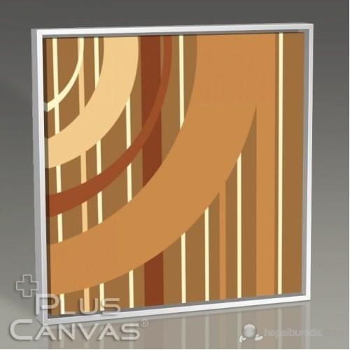 Pluscanvas - Circles And Lines I Tablo