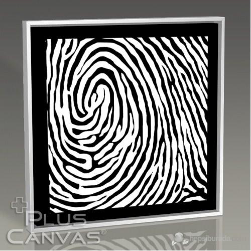 Pluscanvas - Fingerprint Iv Tablo