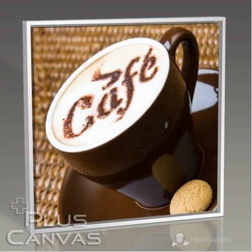 Pluscanvas - Cafe Amaretto Tablo