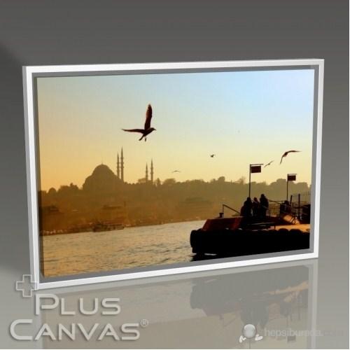 Pluscanvas - İstanbul - Haliç Tablo