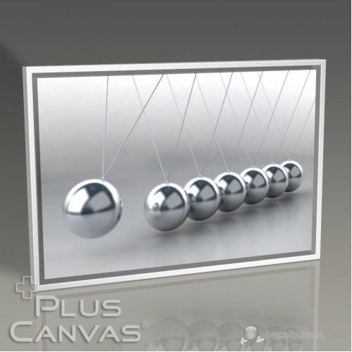 Pluscanvas - Newton's Cradle Tablo