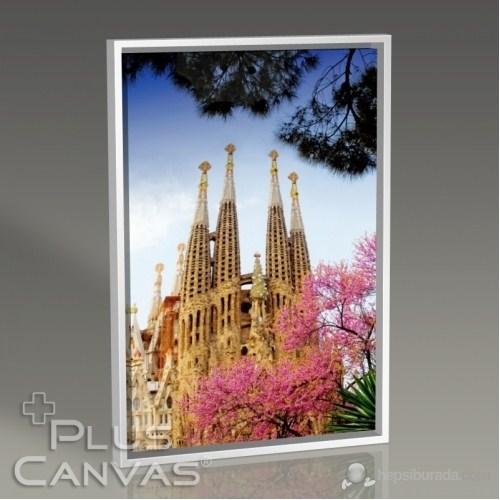 Pluscanvas - Barcelona - La Sagrada Familia Tablo
