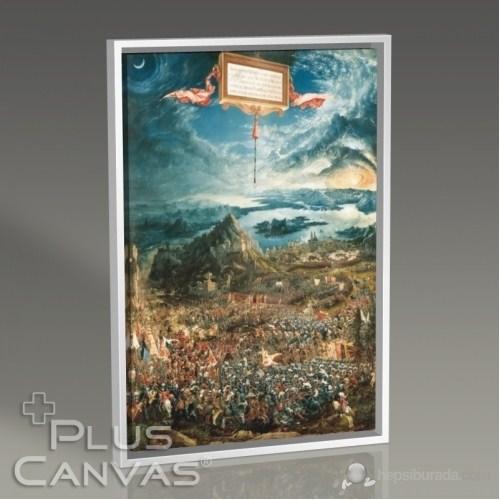 Pluscanvas - Albrecht Altdorfer - The Battle Of Alexander At Issus Tablo
