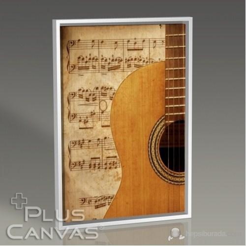 Pluscanvas - Guitar Tablo