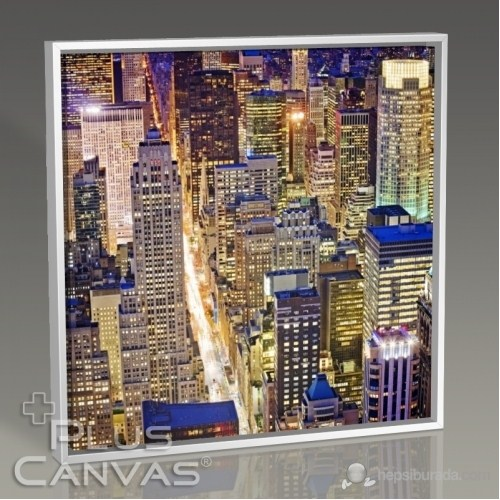 Pluscanvas - New York - Sky View Tablo