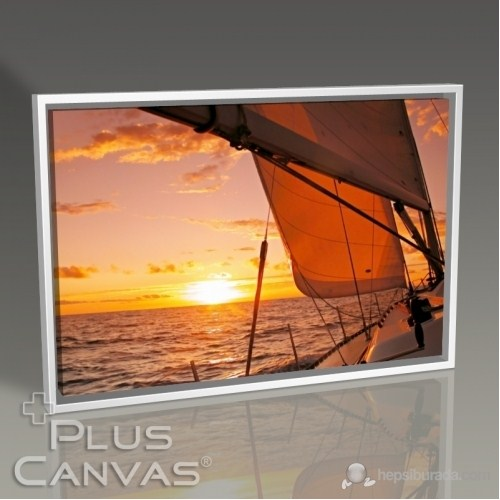 Pluscanvas - Sailing To Sunset Tablo