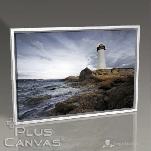 Pluscanvas - Lighthouse Tablo