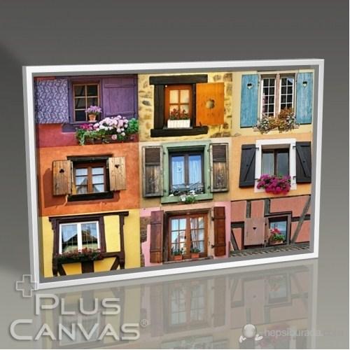 Pluscanvas - Many Windows Tablo