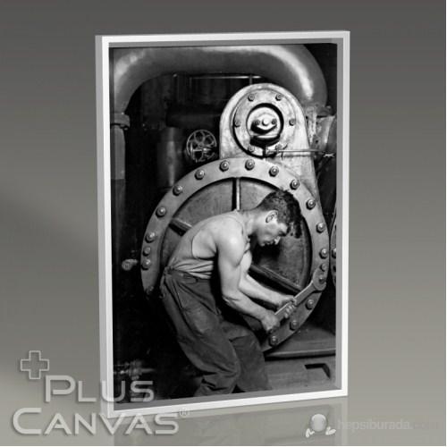 Pluscanvas - Maschinenhaus Tablo