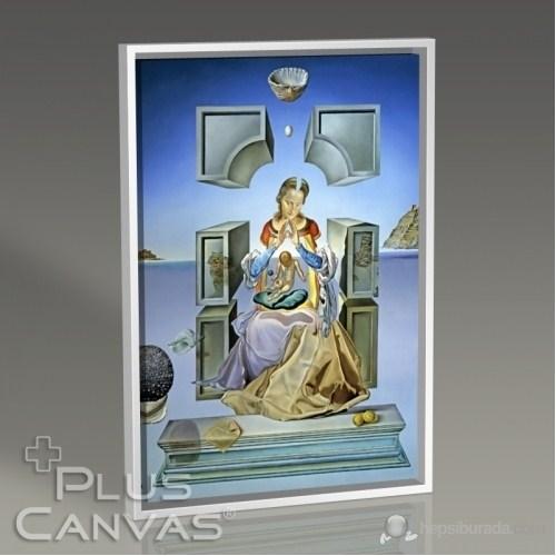 Pluscanvas - Salvador Dali - The Madonna Of Port Lligat Tablo