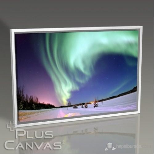 Pluscanvas - Polar Lights Tablo