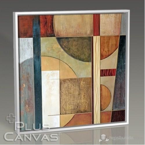 Pluscanvas - Circles İn Squares Iı Tablo