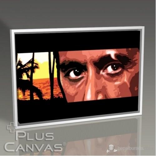 Pluscanvas - Scarface - Al Pacino Tablo
