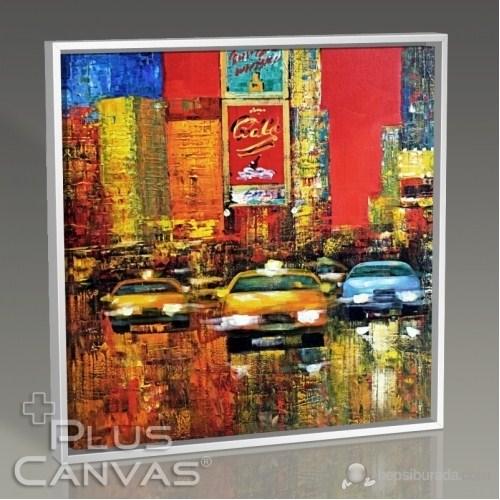 Pluscanvas - New York City Lights Tablo