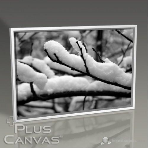 Pluscanvas - Kerem Soyoz - Snowy Snowy Tablo