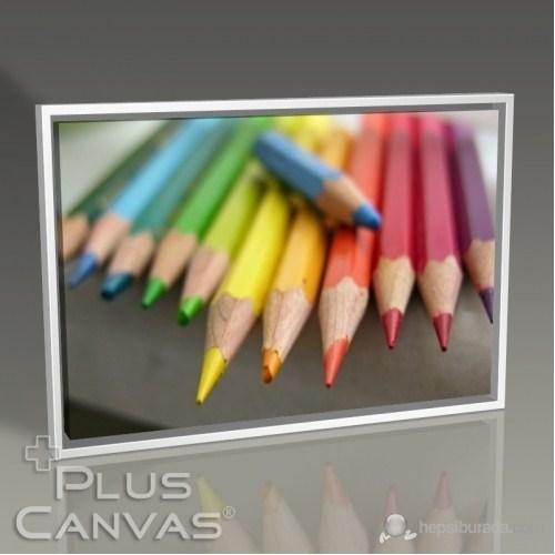 Pluscanvas - Kerem Soyoz - Coloured Pencils Iı Tablo