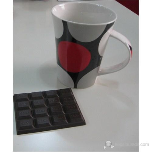 Innobees Bardak Altlığı Çikolata