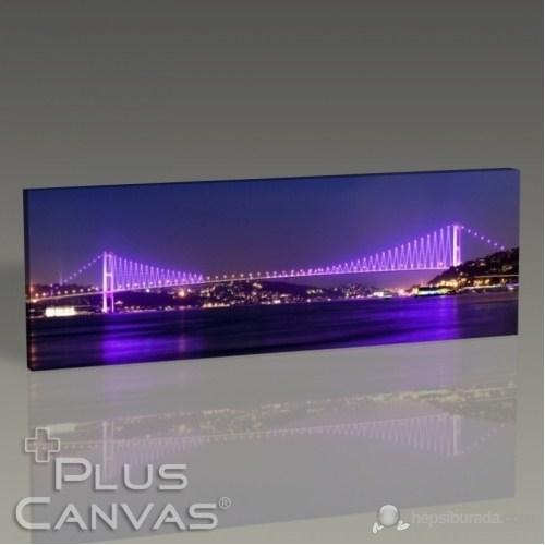 Pluscanvas - İstanbul - Boğaz Köprüsü Tablo