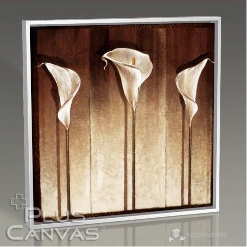 Pluscanvas - Three Cella Lillies Tablo
