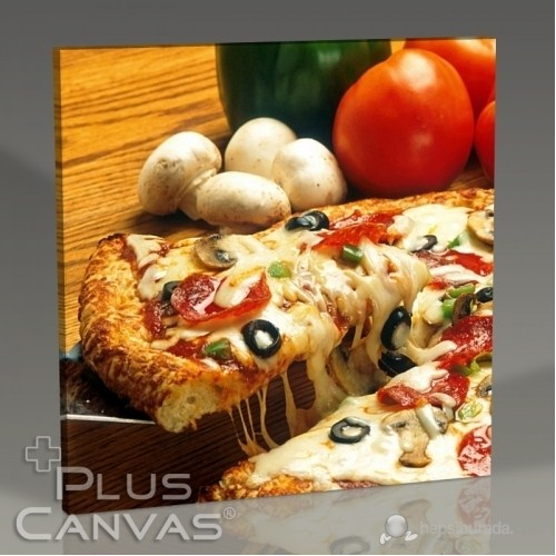 Pluscanvas - Pizza Pizza Tablo