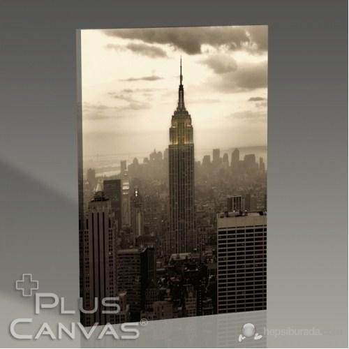 Pluscanvas - New York - Empire States Building Tablo