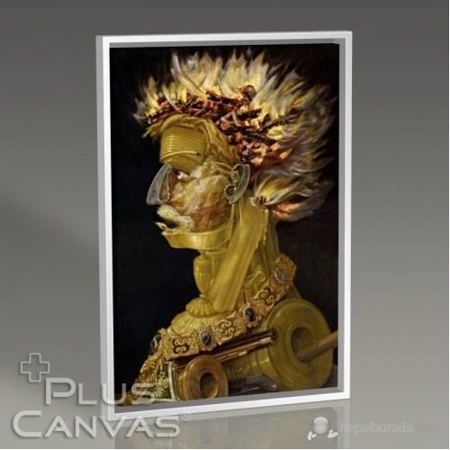 Pluscanvas - Giuseppe Arcimboldo - Figure Iı Tablo
