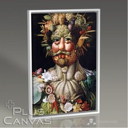 Pluscanvas - Giuseppe Arcimboldo - Figure I Tablo