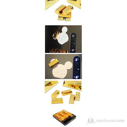 Altın Külçe Magnet