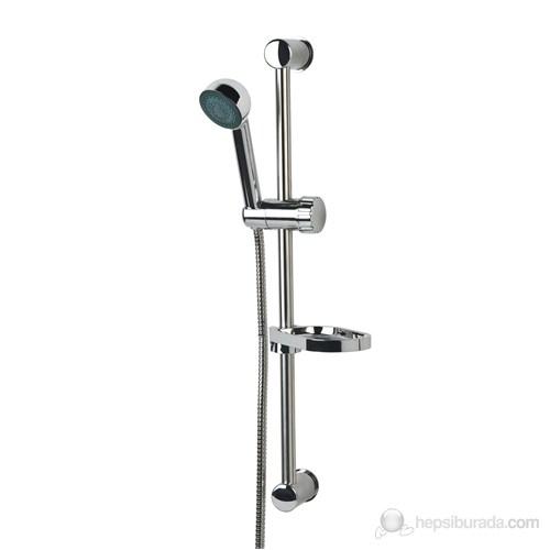 EISL Sürgülü Duş Seti DX6002CSB