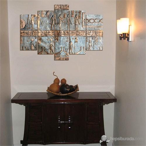 Dekorjinal 5 Parçalı Dekoratif Tablo D5tp35