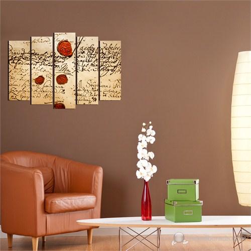 Dekorjinal 5 Parçalı Dekoratif Tablo D5tp48