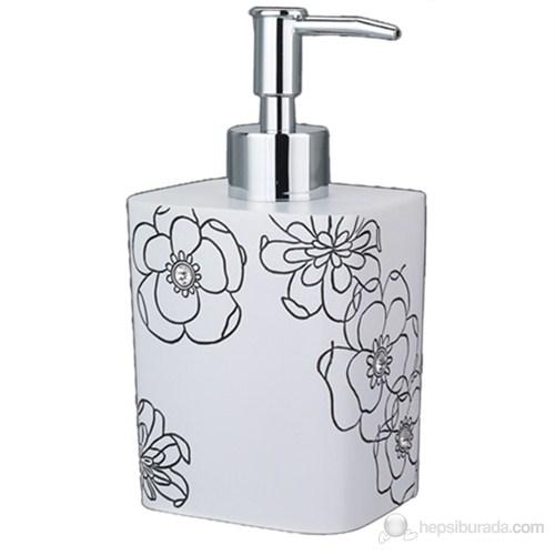 Fiore Beyaz Sıvı Sabunluk