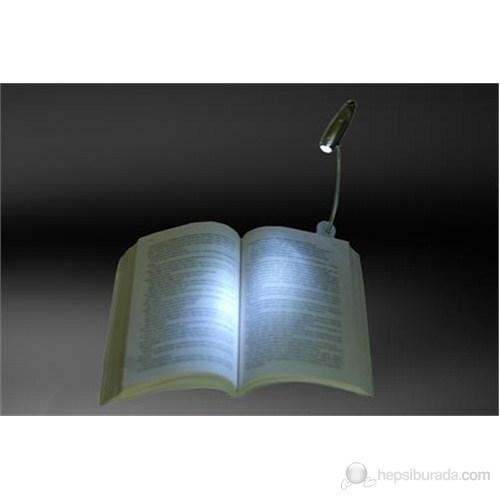 Mandallı Kitap Okuma Lambası