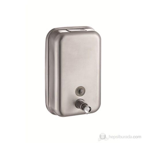 PROGEN 1000 ml Sıvı Sabunluk Dispanseri Paslanmaz