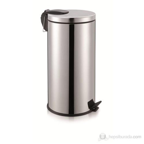 Mena Pedallı Çöp Kovası 40 Lt