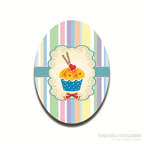 Dolce Home Dekoratif Cake 4 Tablo