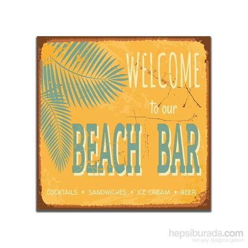 Dolce Home Retro Beach Bar Tablo 18