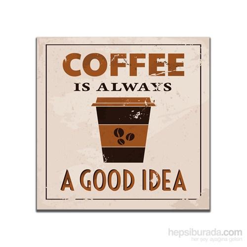 Dolce Home Retro Coffee Tablo 12