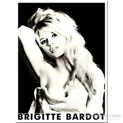 Brigitte Bardot - Portrait Magnet