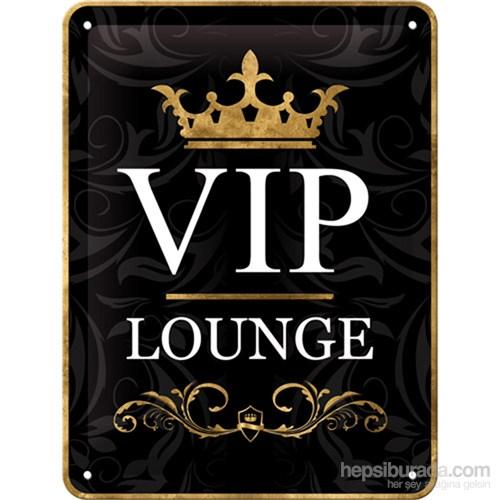 Vıp Lounge Metal Kabartmalı Duvar Panosu