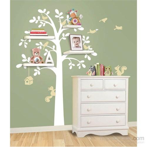 Beyaz Ağaç Sincaplar